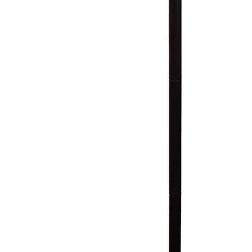 LIGHTING TIFFANY STYLE DRAGONFLY READING FLOOR LAMP 62 IN