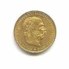 Austria 20 Corona Gold Coin