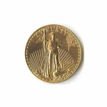 1998 American Gold Eagle 1/10 oz Uncirculated