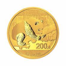 Chinese Gold Panda 15 Gram 2016