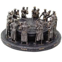 COLD CAST RESIN KNIGHTS OF THE ROUND TABLE D:11