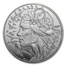 2017 France Silver