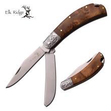 ELK RIDGE FOLDING KNIFE 4in. CLOSED