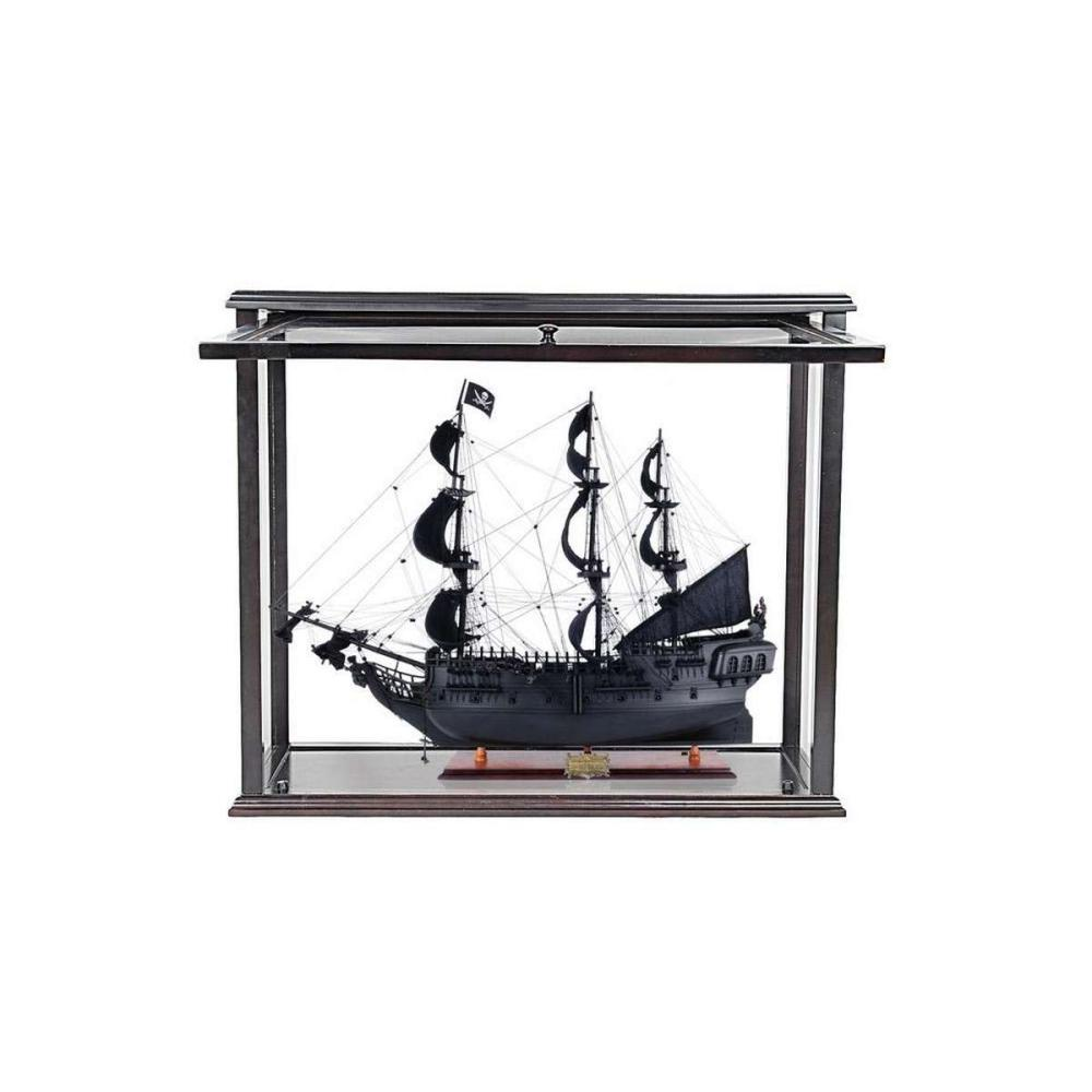 Black Pearl Midsize With Display Case Front Open