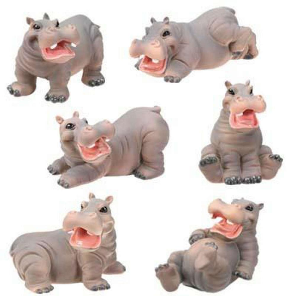 HIPPO (SET OF 6)