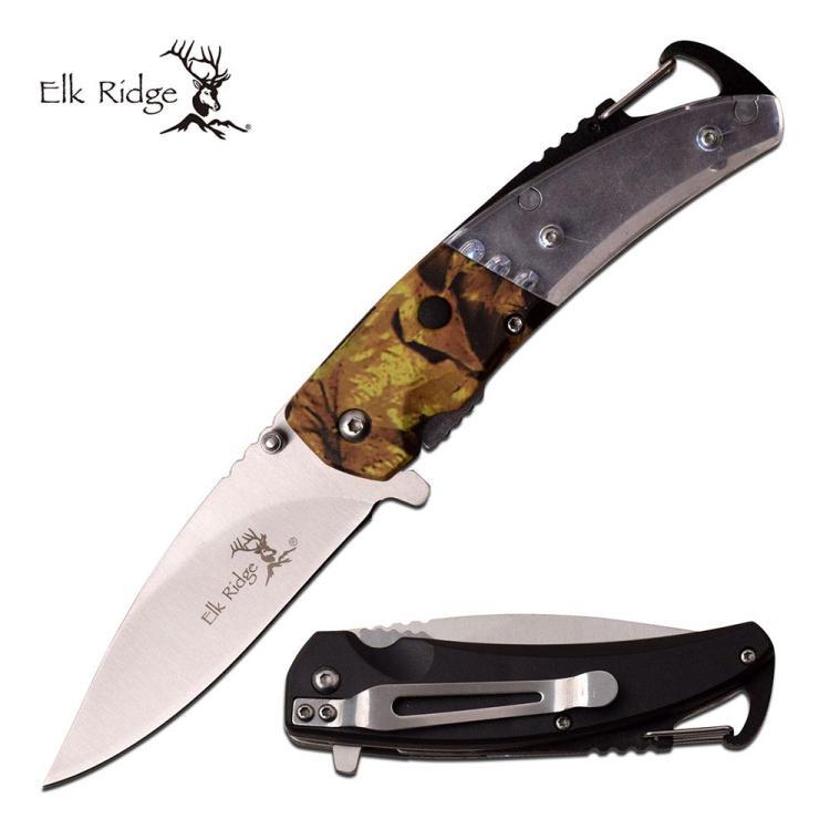 Elk Ridge SPRING ASSISTED KNIFE 4
