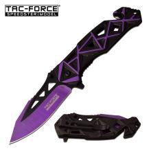TAC FORCE SPRING ASSISTED KNIFE 4.75