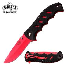 MASTER USA SPRING ASSISTED KNIFE, 4.75'' CLOSED