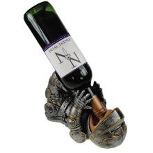 KNGHT GUZZLER WINE HOLDER L: 11 1/4