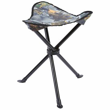 Classic Safari Compact Lightweight Camo Camp Stool