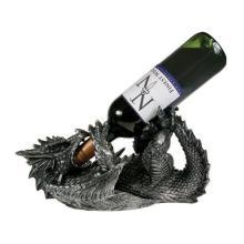 Dragon Design Wine Holder #71222v2