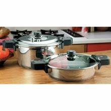 Precise Heat 12-Element Low-Pressure, Pressure Cooker #49332v2