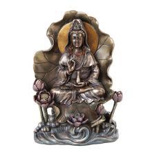 Lotus Kuan Yin #71157v2