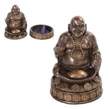Lucky Buddha Incense burner #71159v2