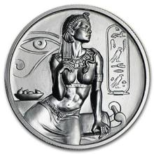 2 oz Silver Round - Cleopatra