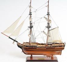 HAND MADE WOODEN ELCAZADOR Ship  W/COA
