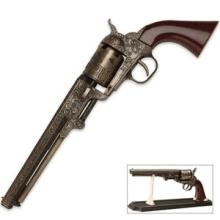 VINTAGE STYLE 1851 DISPLAY REVOLVER
