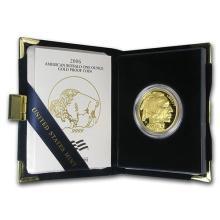 2006-W 1 oz Proof Gold Buffalo (w/Box & COA)