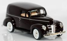 Collectors Edition 1940 Ford Sedan Delivery (1/24 Scale