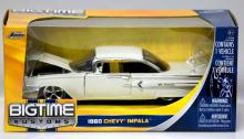COLLECTIBLE 1960 CHEVY IMPALA DIECAST MODEL CAR