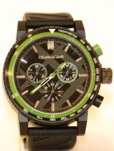 MENS MONTRES CARLO WRIST WATCH WATER RESISTANT