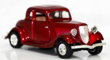 Collectors Edition 1934 Ford Coupe Hard Top (1/24 scale