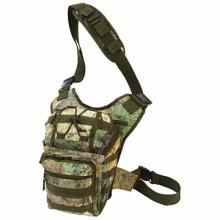 Extreme Pak Heavy-Duty Compact Sidepack with Invisible. Camo