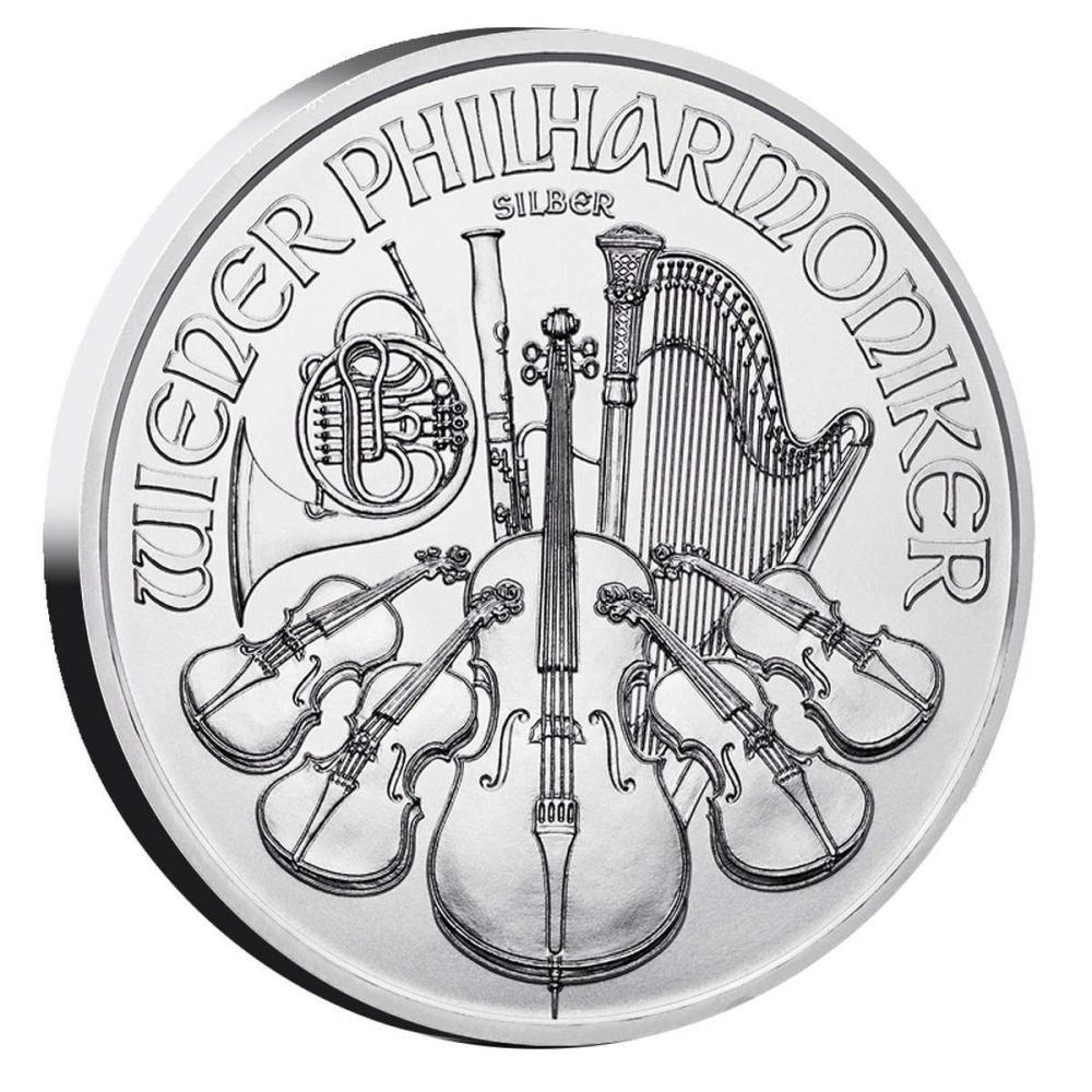 Austrian Philharmonic Silver One Ounce (Dates of our Choice)