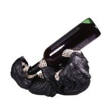 Grim Reaper Guzzler Wine Holder