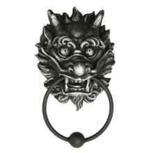 Oriental Dragon Door Knocker