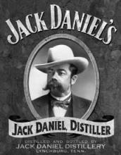 JACK DABNIEL'S METAL SIGN