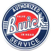 BUICK METAL SIGN