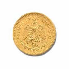 Mexico 10 Pesos Gold Coin