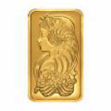 PAMP Suisse Ten Ounce Gold Bar