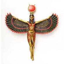 Isis Open Wings Plaque