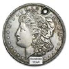 Morgan &/or Peace Silver Dollars (Worse than Cull)