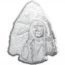 Arrowhead .999 Silver 1 oz Bar