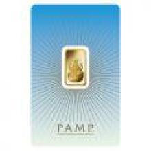 PAMP Suisse 5 Gram Gold Bar - Lakshmi