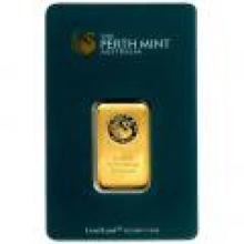 Perth Mint 20 Gram Gold Bar