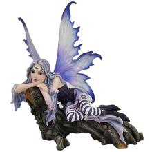 HAND PAINTED RESIN FAIRY 8 5/8