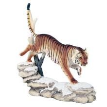 HAND PAINTED COLD CAST RESIN TIGER 11