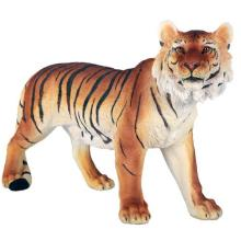 HAND PAINTED COLD CAST RESIN TIGER 16