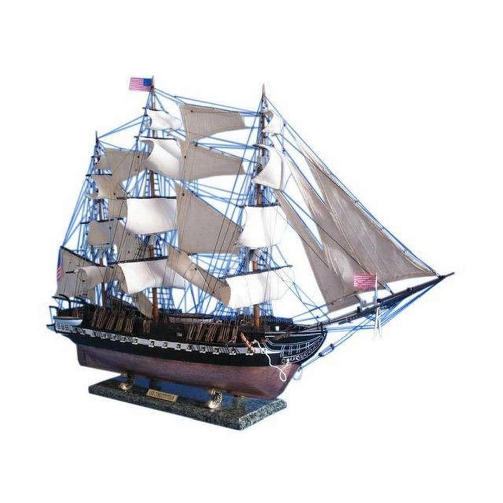 USS Constitution Limited Tall Model Ship 50in.