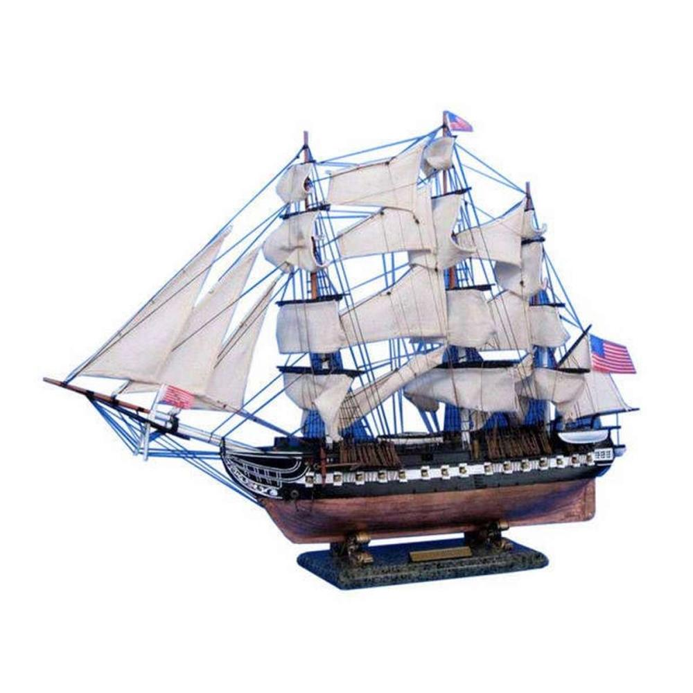 USS Constitution Limited Tall Model Ship 30in.