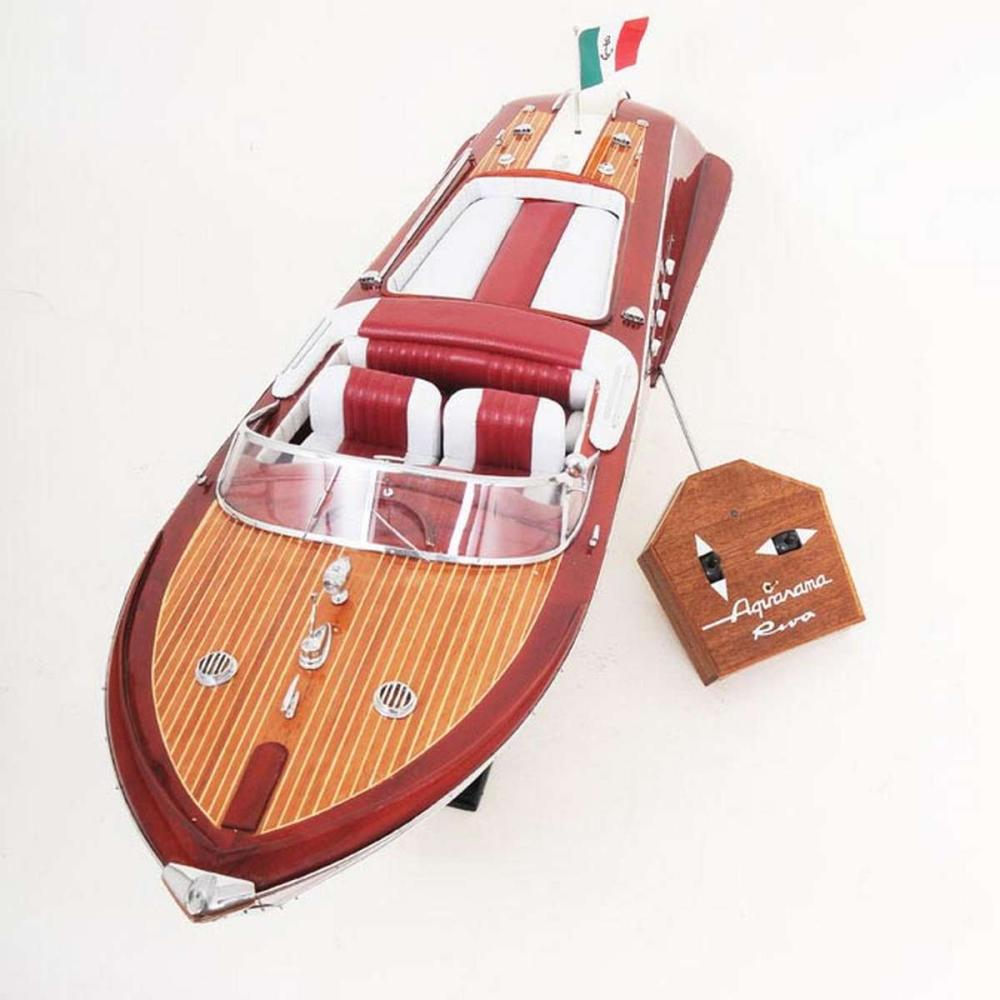 Riva Aquarama Replica Painted with RC