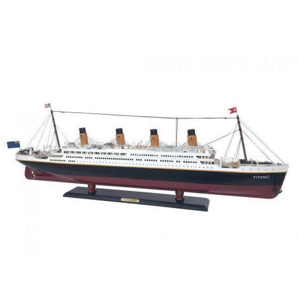 RMS Titanic Model Cruise Ship 40in.