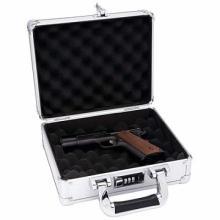 Classic Safari Aluminum Pistol Case