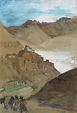 •HILDA MAY GORDON (1874-1972) TIBET