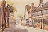 • Cyril Power, RBA (1872-1951)  Guildhall Street, Bury St Edmunds , Cyril Edward Power, £100