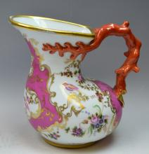 Russian Porcelain Pitcher Kornilov Factory